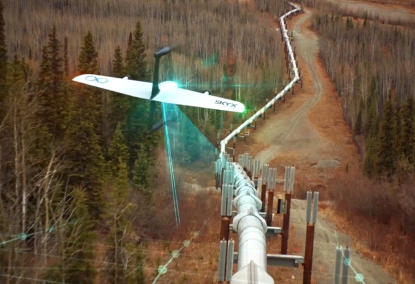 Pipeline Inspection Drone Developed For Oil And Gas Industry »